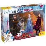Puzzle de colorat Frozen II (108 piese)