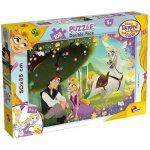 Puzzle de colorat Rapunzel (108 piese)