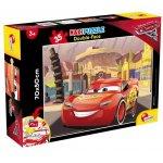 Puzzle de colorat maxi Cars 3 (35 piese)