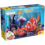 Puzzle de colorat maxi Nemo (24 piese)