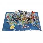 Puzzle educativ Fiinte vii mistice 350 de piese Janod J02680
