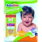 Scutece Babylino Sensitive N5+, 13-27 kg 16 buc