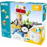 Set de construit din lemn Record Play Brio 34592