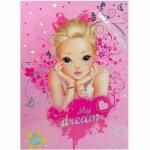 Set pentru scrisori Top Model Depesche roz