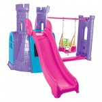 Spatiu de joaca Activity Castle Purple