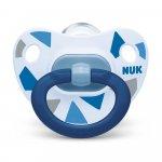 Suzeta Nuk Happy Days Silicon M3 Albastru 18-36 luni
