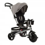 Tricicleta multifunctionala 3 in 1 Xammy Grey 2020
