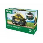 Vagon cu aur Brio 33896