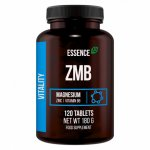 ZMB Zinc+Magneziu+B6 120 tablete Essence