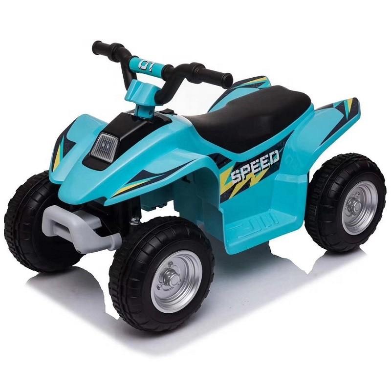 Atv electric 6V Nichiduta Speed 1 Blue - 7