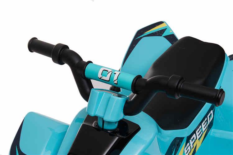 Atv electric 6V Nichiduta Speed 1 Blue - 8
