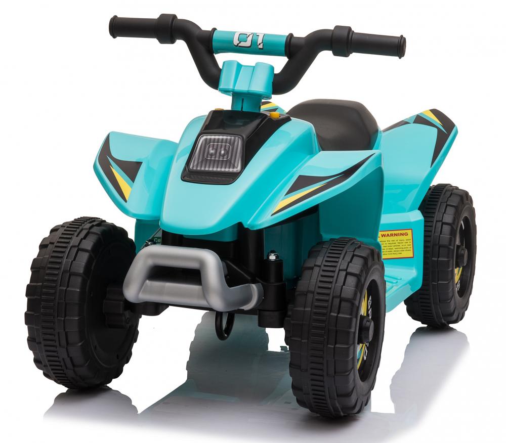 Atv electric 6V Nichiduta Speed 1 Blue - 9