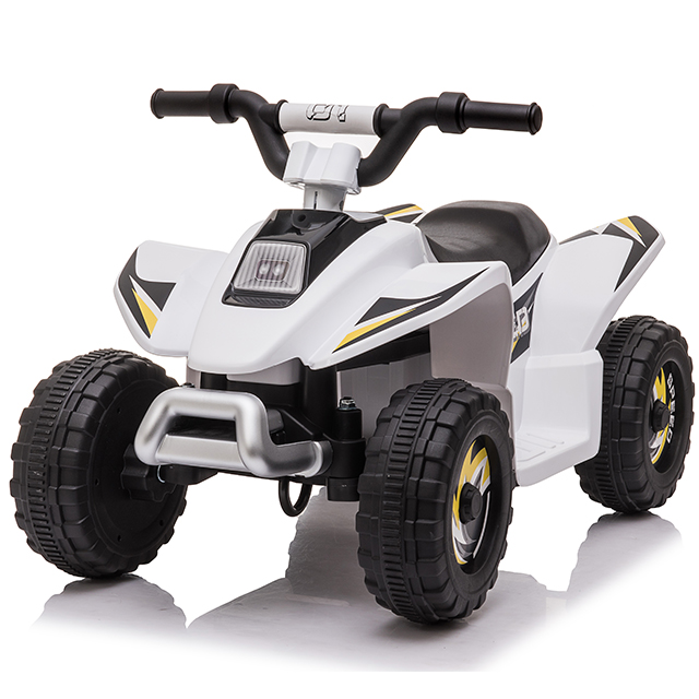 Atv electric 6V Nichiduta Speed 1 White