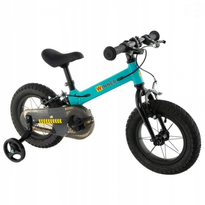 Bicicleta Winner WB1208 Albastru