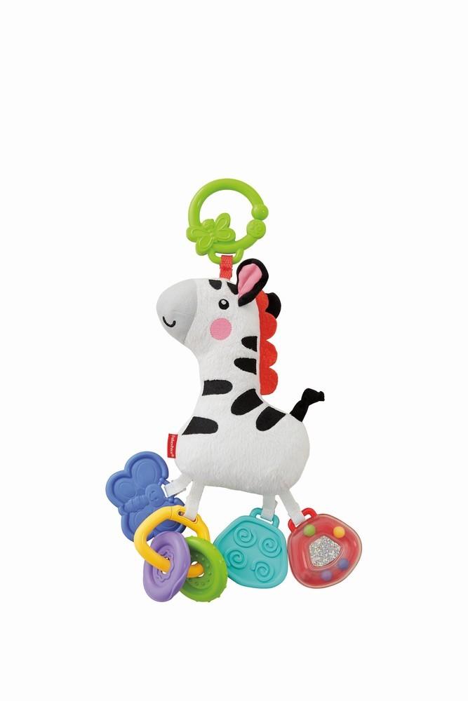 Sunatoare bebe Zebra Fisher Price