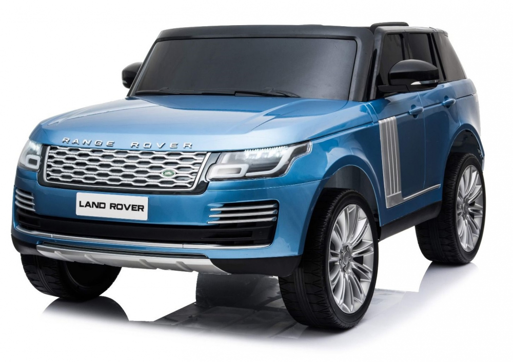Masinuta electrica Range Rover Vogue 12V Limited Edition Blue