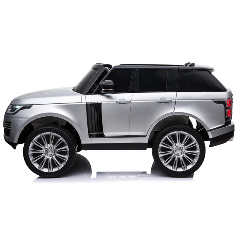 Masinuta electrica Range Rover Vogue 12V Limited Edition Silver - 1