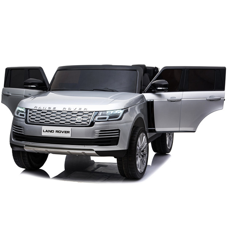 Masinuta electrica Range Rover Vogue 12V Limited Edition Silver - 7