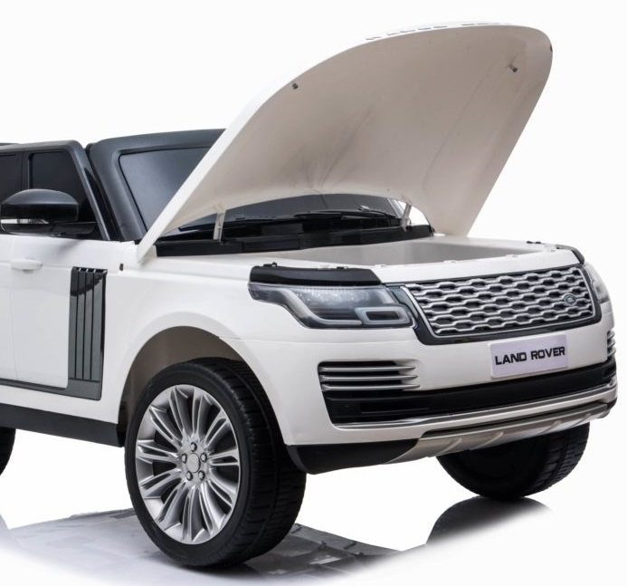 Masinuta electrica Range Rover Vogue 12V Limited Edition Silver - 8