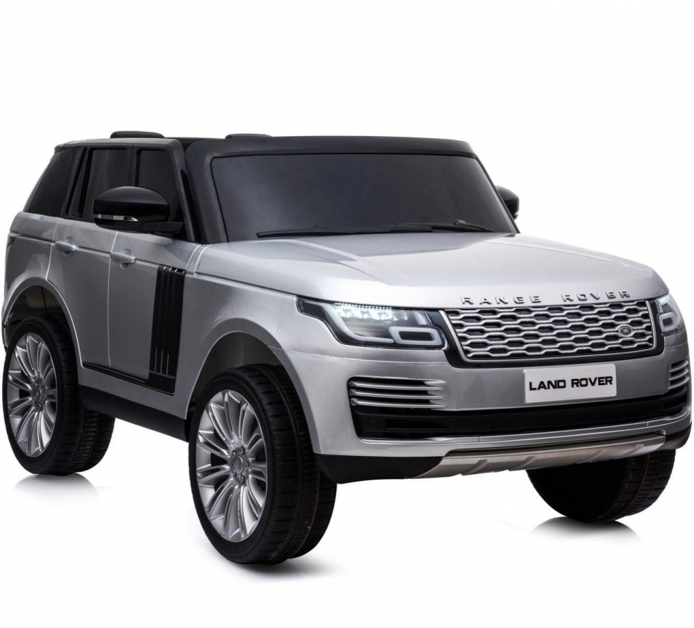 Masinuta electrica Range Rover Vogue 12V Limited Edition Silver - 9