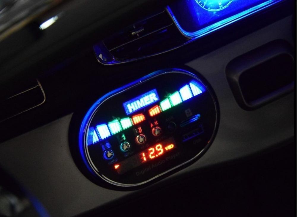 Masinuta electrica cu roti din cauciuc Mercedes GLE 450 AMG Black - 8