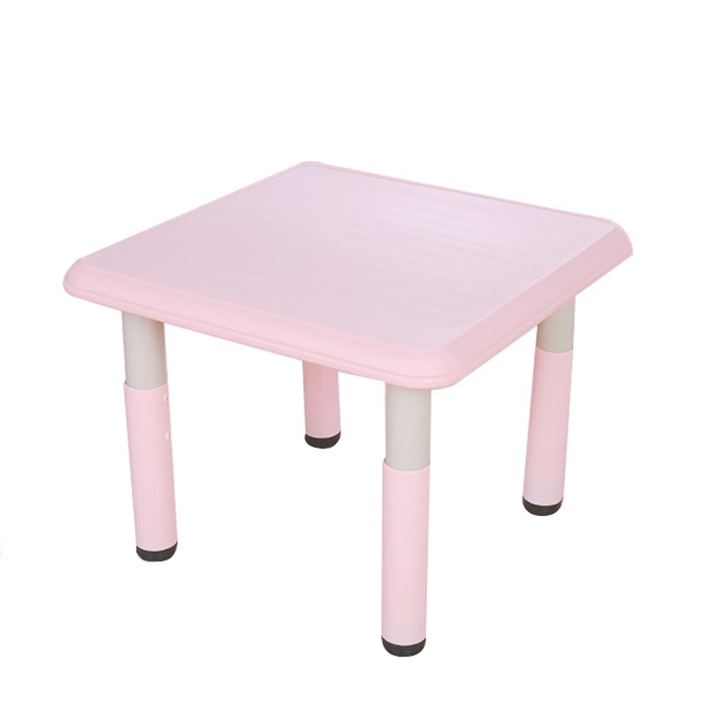 Masuta pentru copii cu inaltime reglabila Nichiduta Pink