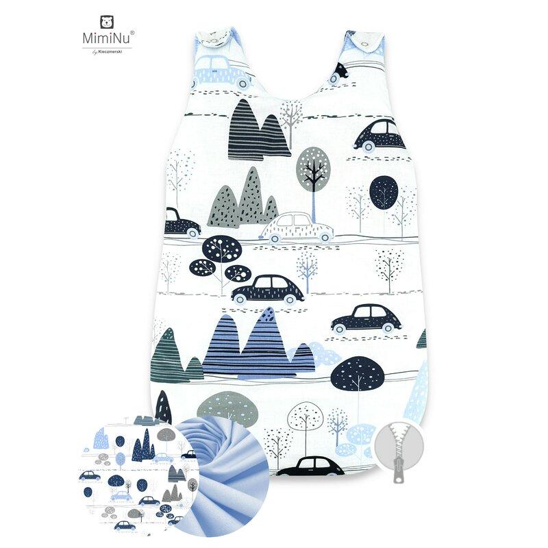 Sac de dormit de iarna 70 cm Childrens Journey MimiNu