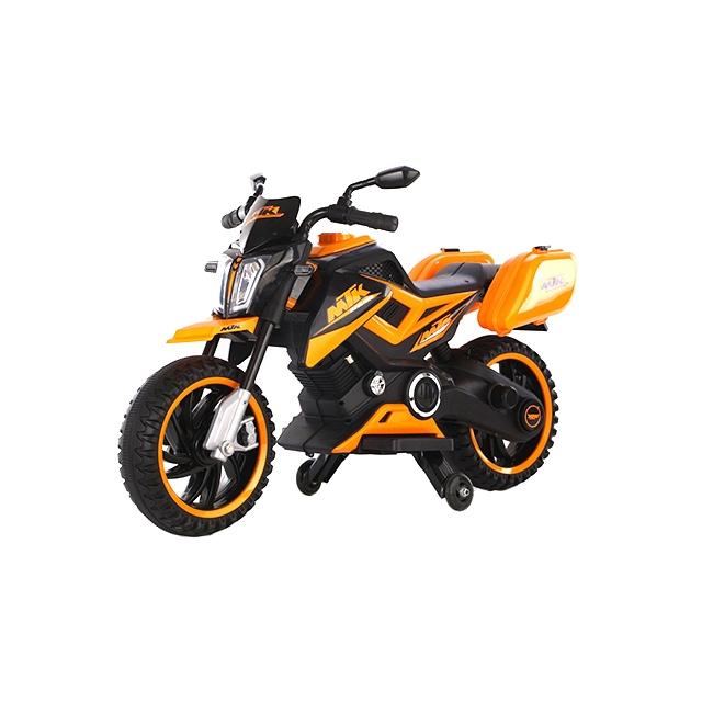 Motocicleta electrica 12V Nichiduta MTK Yellow - 10