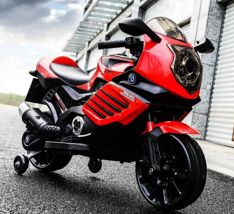 Motocicleta electrica 6V Nichiduta K1200 Red - 2