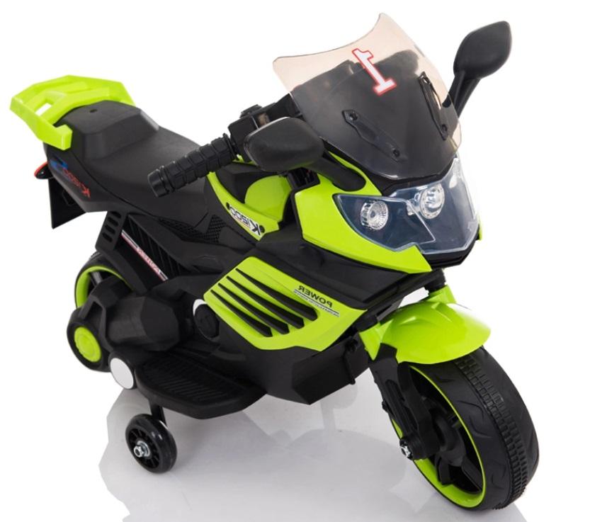 Motocicleta electrica Nichiduta Power 6V Green - 4