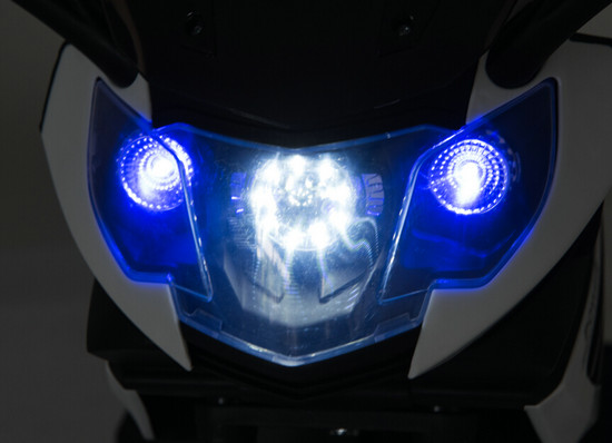 Motocicleta electrica Nichiduta Power 6V Green - 5