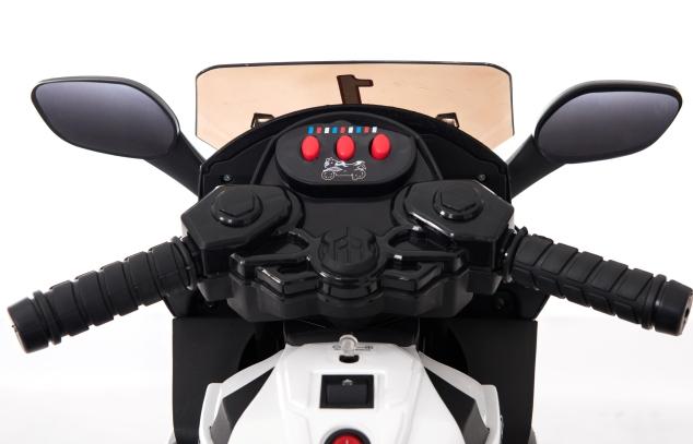 Motocicleta electrica Nichiduta Power 6V Green - 6