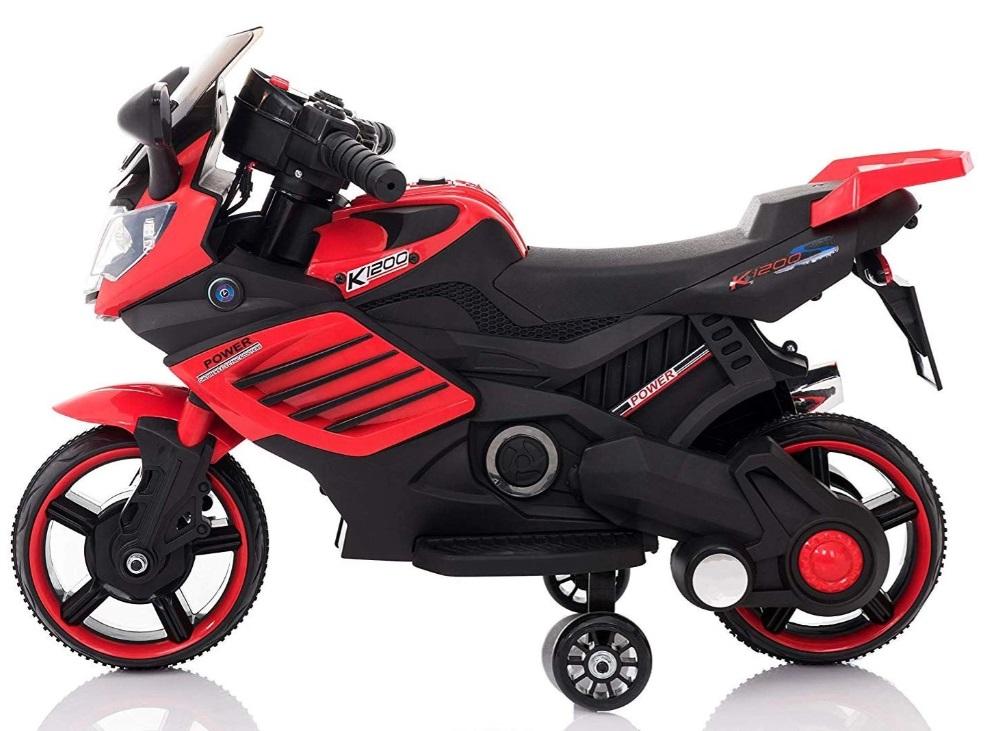 Motocicleta electrica Nichiduta Power 6V Red - 1