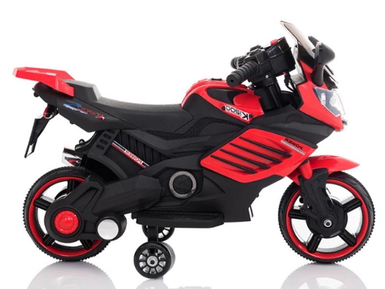 Motocicleta electrica Nichiduta Power 6V Red - 3