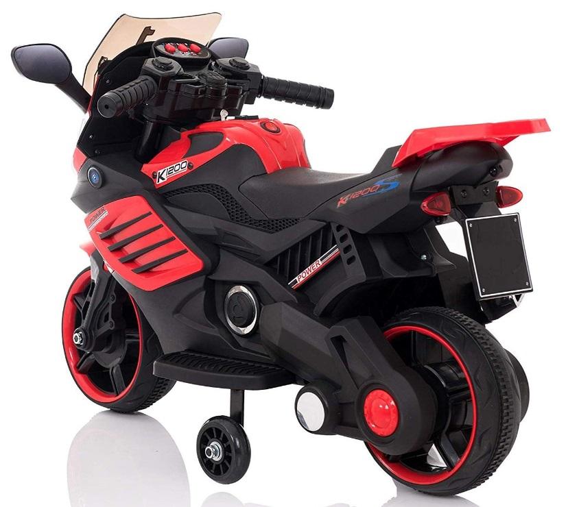 Motocicleta electrica Nichiduta Power 6V Red - 6
