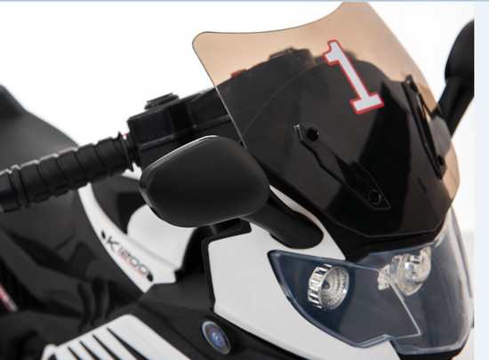 Motocicleta electrica Nichiduta Power 6V Red - 7