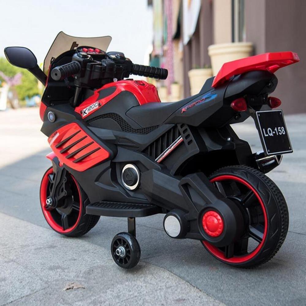 Motocicleta electrica Nichiduta Power 6V Red - 8