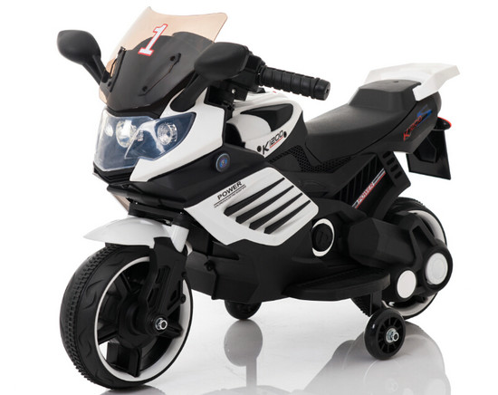 Motocicleta electrica Nichiduta Power 6V White