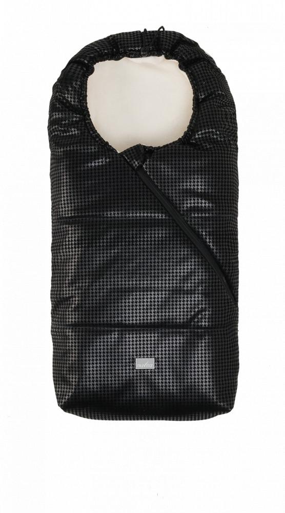 Sac de iarna 100cm Eco Black Leather Beige 9635 Nuvita Junior Pop