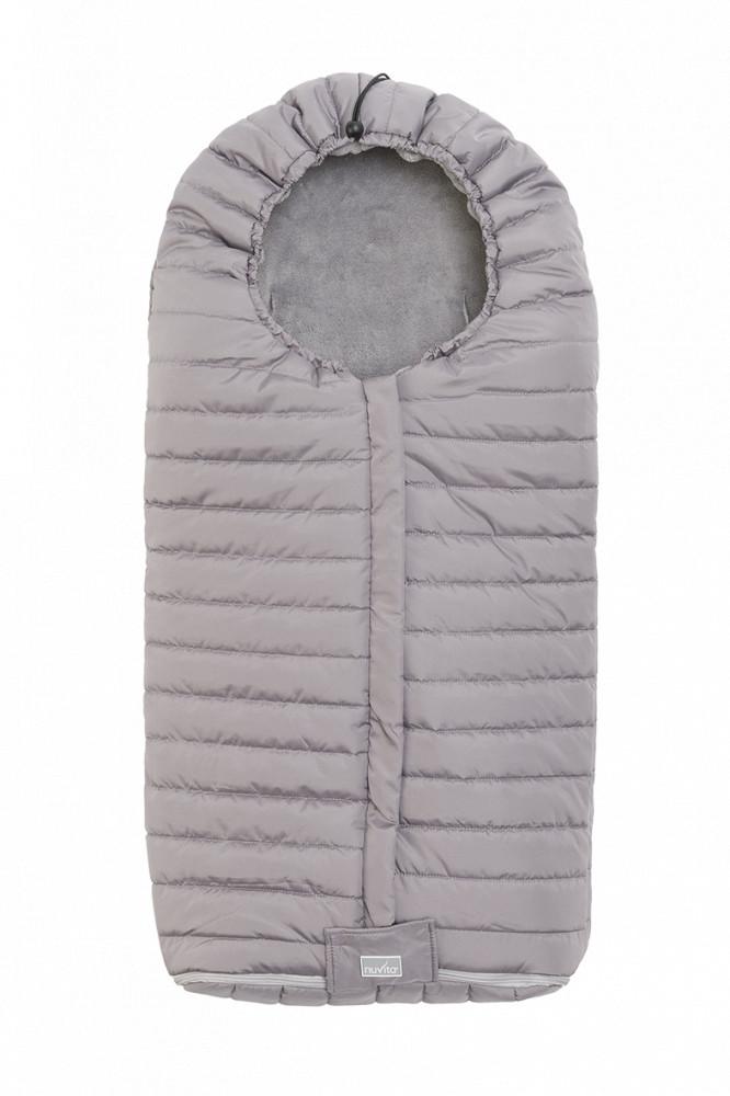 NUVITA Sac de iarna 100cm Frost Gray  Gray 9658 Nuvita Junior Slender