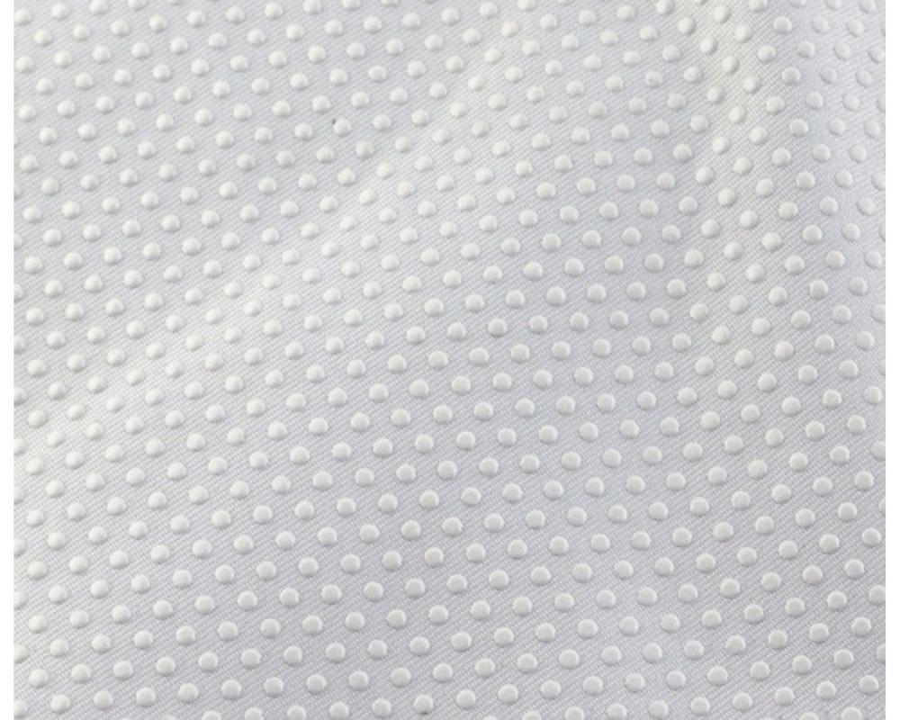 Saltea pozitionator din bumbac cu spuma KikkaBoo Memory Dots