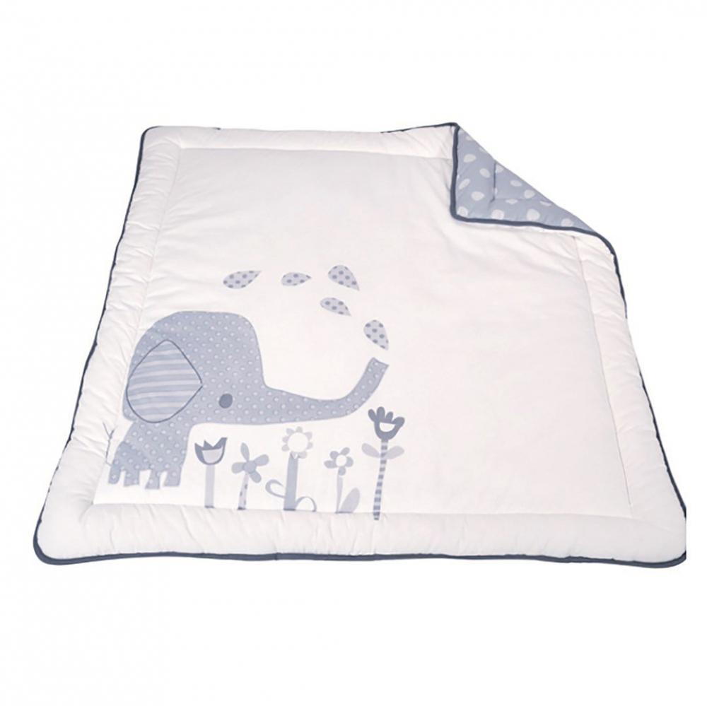 Salteluta pentru joaca Elefantastic gri BabyDan