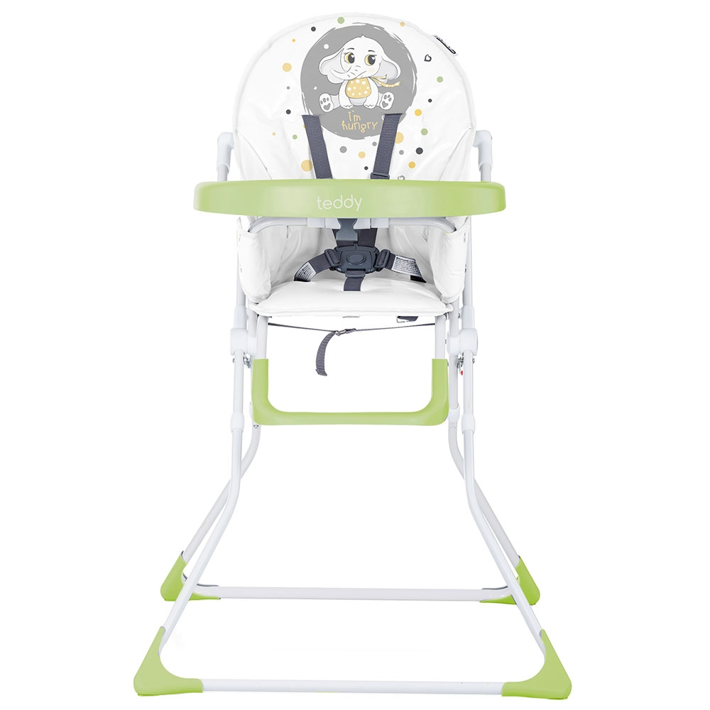 Scaun de masa Chipolino Teddy lime