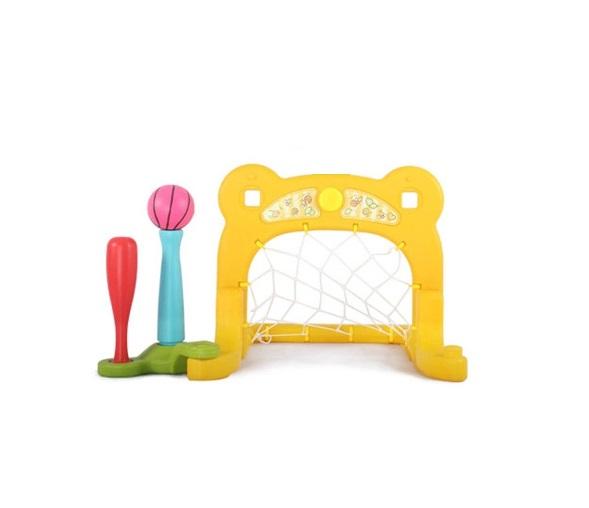 Set de joaca 2 in 1 Nichiduta Sunny Days Yellow