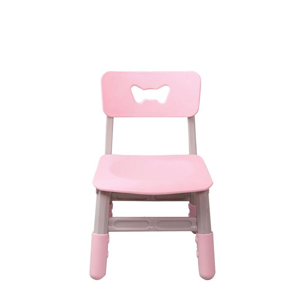 Set masuta si scaunel cu inaltime reglabila Nichiduta Kids Set Pink imagine