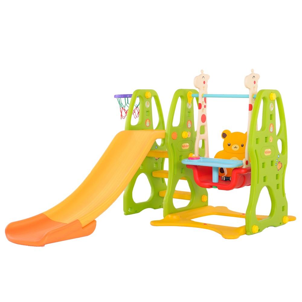 Spatiu de joaca 3 in 1 Nichiduta Garden Green imagine