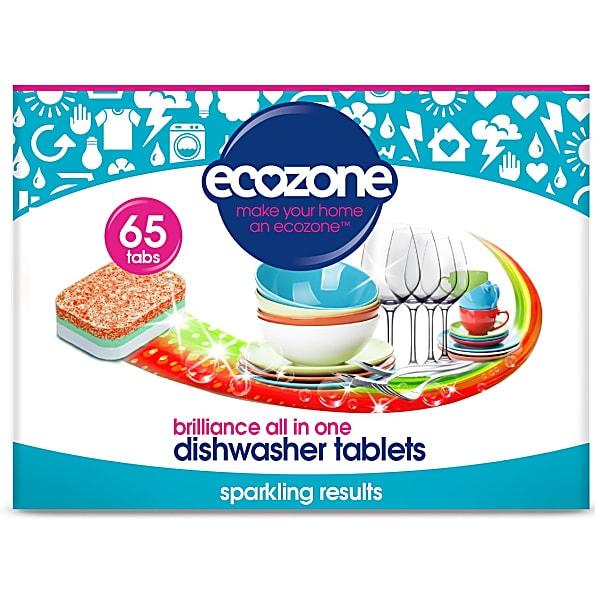 Tablete Pentru Masina De Spalat Vase 65 Buc Ecozone