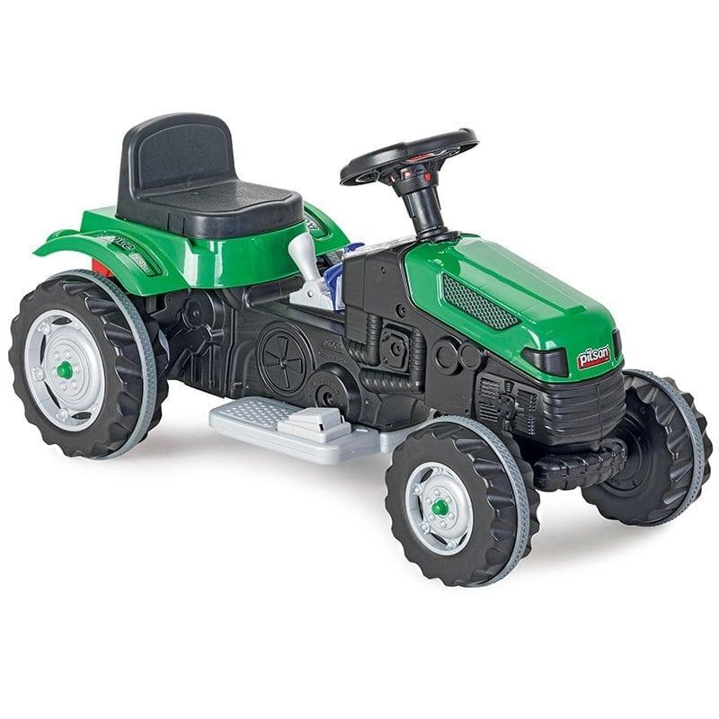 Tractor electric Pilsan Active 6V verde - 5