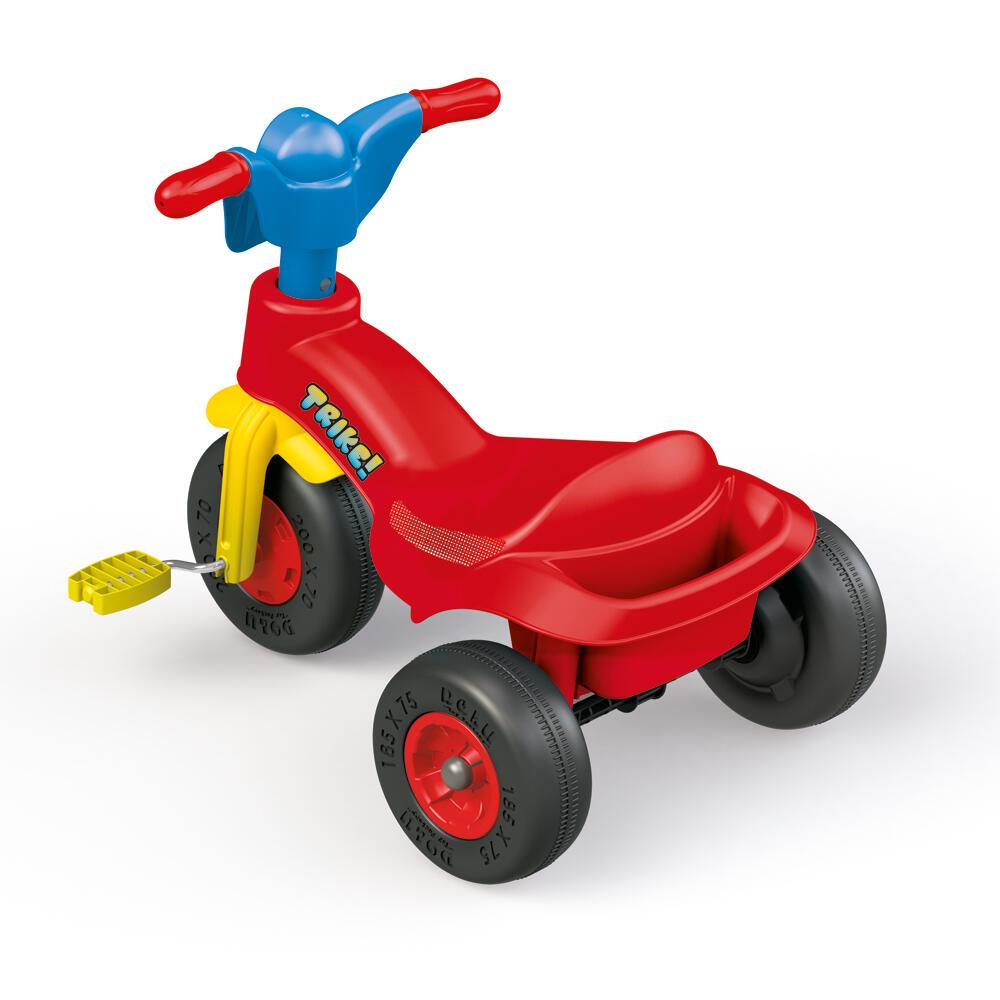 Tricicleta colorata pentru copii imagine