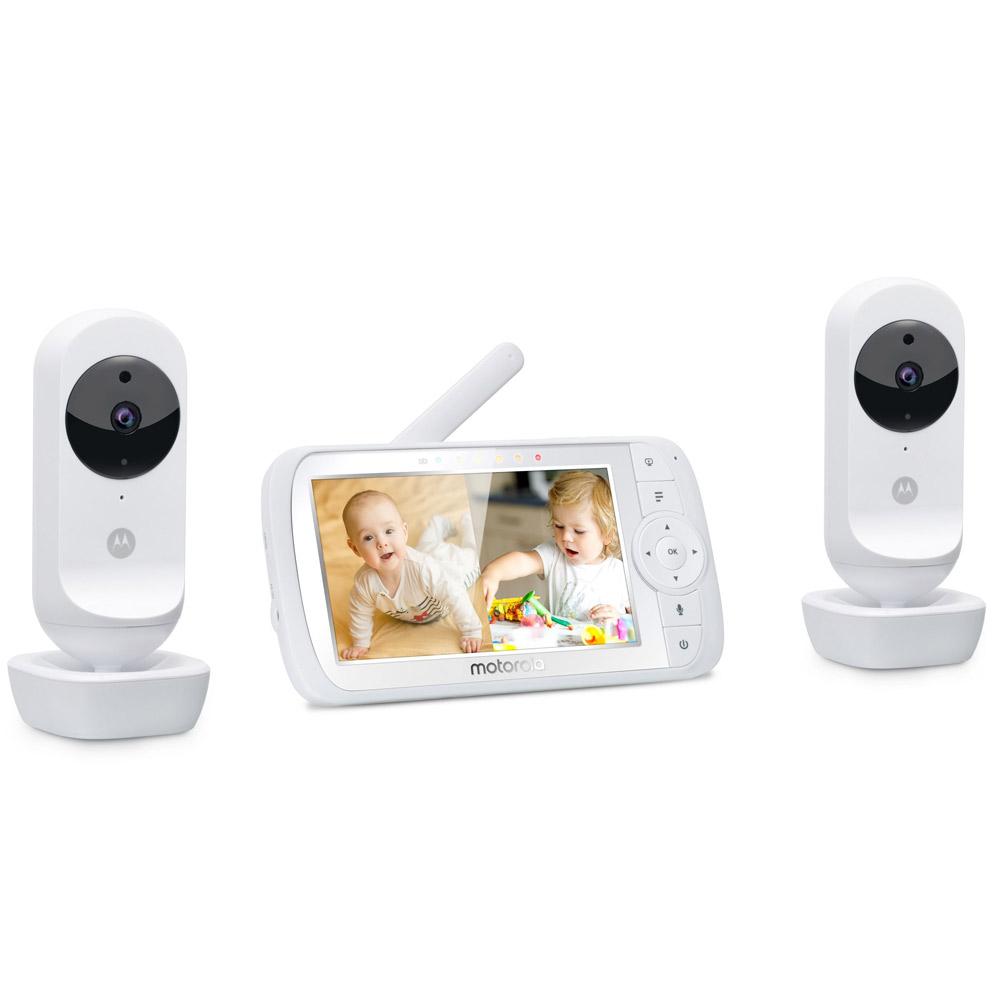 Video monitor digital Motorola Ease35 Twin imagine